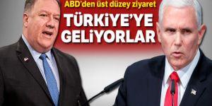 Trump açıkladı! Türkiye'ye geliyorlar