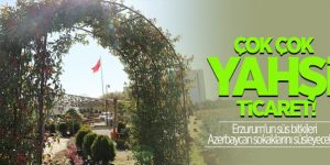 Erzurum'dan Azerbaycan'a Çok Yahşi Ticaret!