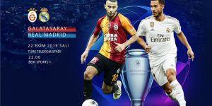 Galatasaray Avrupa'da 282. kez sahne alıyor