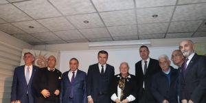 Timsal Karabekir'e Türk Dünyası Hizmet Ödülü