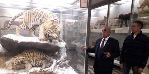 Biyoçeşitlilik Bilim Müzesinin kurulması için ilk adım atıldı
