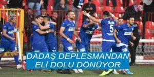 Fatih Karagümrük: 0 -  Erzurumspor: 1