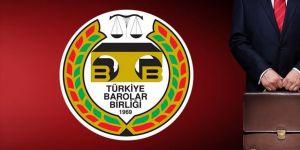 35 Baro Başkanlığı, TBB'de olağanüstü genel kurul çağrısına karşı çıktı