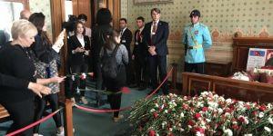 Dolmabahçe Sarayı'nda ziyaretçi rekoru!