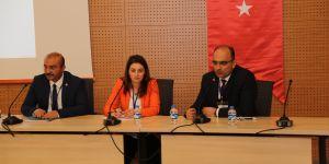 Erzurum'da halk sağlığı laboratuvar hedefleri anlatıldı