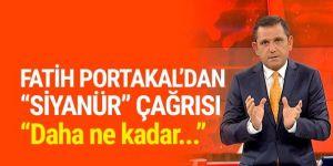 Fatih Portakal'dan Cumhurbaşkanlığı ve TBMM'ye 'siyanür' çağrısı!