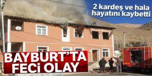 Bayburt'ta feci olay! 3 kişi hayatını kaybetti