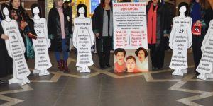 Kadına yönelik şiddet bir insan hakkı ihlalidir