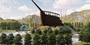 Üniversite yerleşkesine temsili Nuh'un Gemisi yapılacak