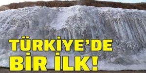 Kayağın merkezi Palandökene yapay buz parkı!