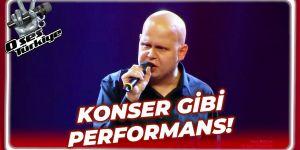 O Ses Türkiye yarışmasına Eyüp Sultan Aylar damga vurdu!