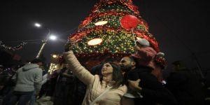 Filistin'de noel kutlamaları!