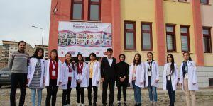 Oltu Nenehatun Mesleki Teknik Anadolu Lisesi öğrencileri Avrupa yolcusu