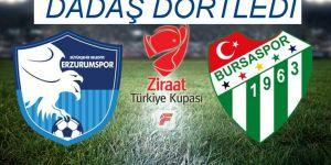 Erzurumspor: 4 - Bursaspor: 2