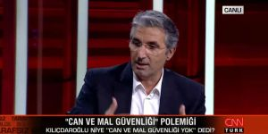 Nedim Şener'den gazetecilere saldırıya skandal benzetme