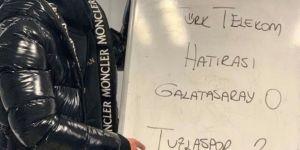 Gökhan Çıra'dan Galatasaraylıları kızdıran paylaşım