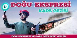 İşte Doğu Ekspresi ile iki günde Kars'ta gezilecek yerler rehberi!