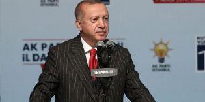 Erdoğan: Vatandaşa tepeden bakan kibir abidelerinin bu davada yeri olmaz