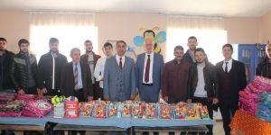 Kardeş okul uygulaması ile 53 öğrenci sevindi