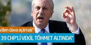 Muharrem İnce'den Talat Atilla'ya tepki!