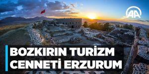 Bozkırın Turizm Cenneti: Erzurum