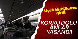 Erzurum Havalimanına zorunlu iniş