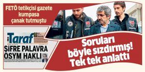 ÖSYM eski Başkanı Ali Demir'in soruları nasıl sızdırdığı ortaya çıktı!.