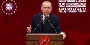 Erdoğan: Evlilik dışı hayat özendiriliyor!