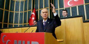 MHP Genel Başkanı Bahçeli: CHP'ye sert çıktı