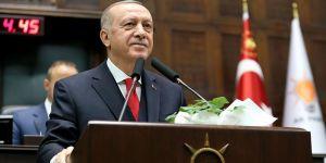 Erdoğan: Hafter'e hak ettiği dersi vermekten asla geri durmayacağız