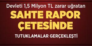 'Usulsüz engelli raporu' operasyonunda yeni gelişme! 59 kişi tutuklandı