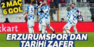 Beşiktaş 2 - Erzurumspor 3
