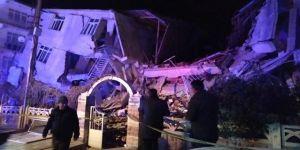Elazığ depremi ardından dünyadan başsağlığı mesajı