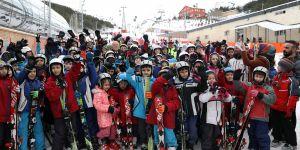 Palandöken Kış Spor Okullarıyla şenleniyor