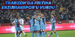 Trabzonspor 5 -  BB Erzurumspor 0