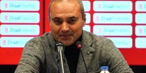 """Erkan Sözeri: """"Beklemediğimiz skor, kötü goller yedik"""""""