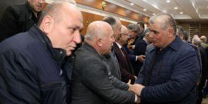 Başkan Sekmen esnaf temsilcileriyle buluştu
