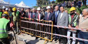Bodrum'un 322 Milyon liralık dev yatırımı için start verildi