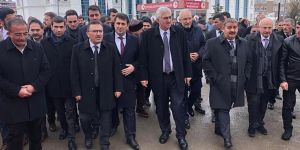 Çat'ta Millet Konağı Hizmete Açıldı