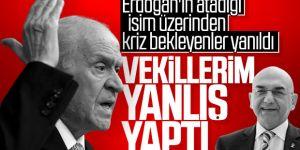 Devlet Bahçeli'den Ozan Ceyhun tartışmalarına ilk yorum