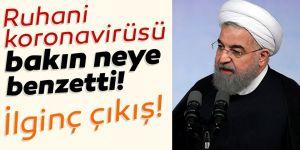 Hasan Ruhani'den koronavirüs açıklaması