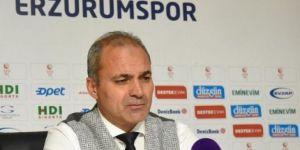 Altınordu - BB Erzurumspor maçının ardından