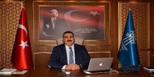 Başkan Sunar'dan Regaip Kandili mesajı