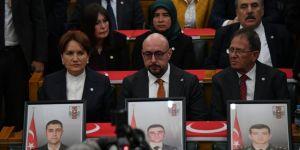 İYİ Parti lideri Akşener'den Cumhurbaşkanı Erdoğan'a tepki!