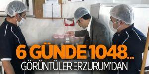 Erzurum'da 6 günde 1048 işletme denetlendi
