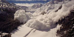 Meteoroloji'den buzlanma ve çığ uyarısı !