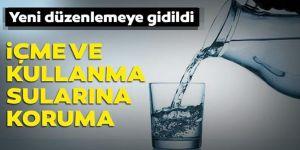 İçme ve kullanma sularına koruma