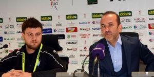 Akhisarspor -  Erzurumspor maçının ardından