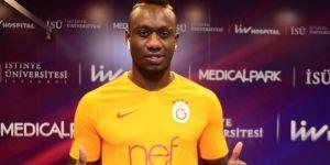 Galatasaray'da Mbaye Diagne Kasımpaşa'ya kiralanıyor