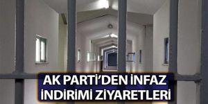 AK Parti infaz inidirimleriyle ilgili CHP ve İYİ Parti'yi ziyaret edecek